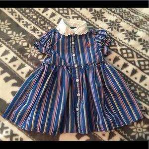 Baby Ralph Lauren dress 6 months